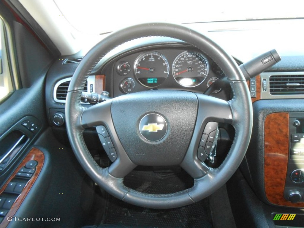 2007 chevrolet tahoe ltz steering wheel photos. Black Bedroom Furniture Sets. Home Design Ideas