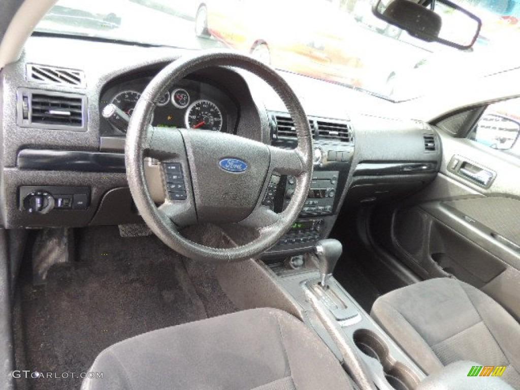 2006 Ford Fusion Sel Interior Color Photos