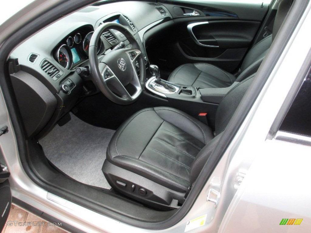 ebony interior 2011 buick regal cxl photo 76034127. Black Bedroom Furniture Sets. Home Design Ideas