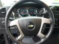 Ebony Steering Wheel Photo for 2011 Chevrolet Silverado 1500 #76057217