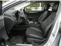 Charcoal Black Front Seat Photo for 2013 Ford Fusion #76064134