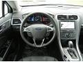 Charcoal Black Dashboard Photo for 2013 Ford Fusion #76064163