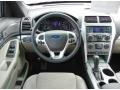 Medium Light Stone Dashboard Photo for 2013 Ford Explorer #76064709