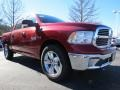 Deep Cherry Red Pearl - 1500 Big Horn Crew Cab Photo No. 4