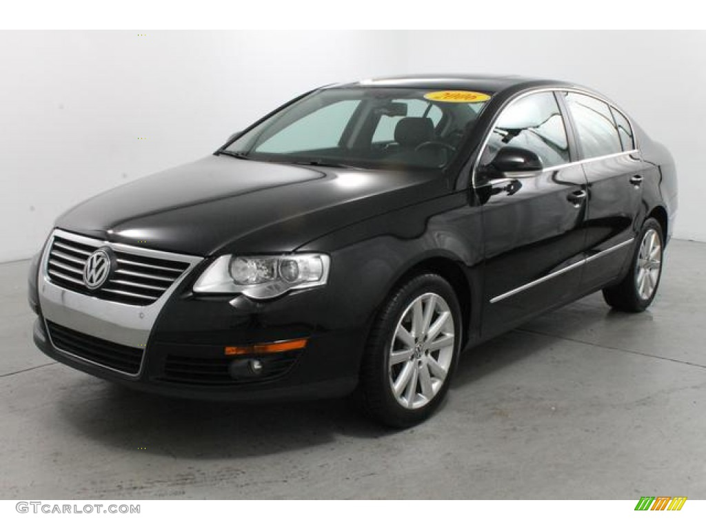 2006 volkswagen passat 3 6 4motion sedan exterior photos. Black Bedroom Furniture Sets. Home Design Ideas