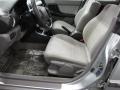 2003 Subaru Impreza Gray Interior Interior Photo
