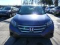 2013 Twilight Blue Metallic Honda CR-V LX AWD  photo #7
