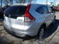 2013 Alabaster Silver Metallic Honda CR-V EX AWD  photo #4