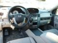 Gray Prime Interior Photo for 2013 Honda Pilot #76083227