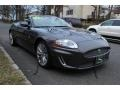 2010 Pearl Grey Metallic Jaguar XK XK Convertible  photo #7