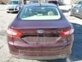 2013 Bordeaux Reserve Red Metallic Ford Fusion SE  photo #3