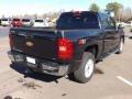 2012 Black Granite Metallic Chevrolet Silverado 1500 LTZ Crew Cab 4x4  photo #5