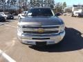 2013 Mocha Steel Metallic Chevrolet Silverado 1500 LT Crew Cab  photo #8
