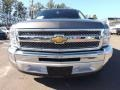 2013 Mocha Steel Metallic Chevrolet Silverado 1500 LT Crew Cab  photo #12