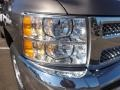 2013 Mocha Steel Metallic Chevrolet Silverado 1500 LT Crew Cab  photo #13