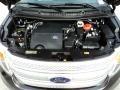 2012 Ford Explorer 3.5 Liter DOHC 24-Valve TiVCT V6 Engine Photo