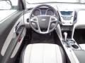 Jet Black/Light Titanium Interior Photo for 2010 Chevrolet Equinox #76097057