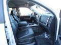 2012 Bright White Dodge Ram 1500 Laramie Limited Crew Cab 4x4  photo #21