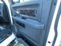 2012 Bright White Dodge Ram 1500 Laramie Limited Crew Cab 4x4  photo #22