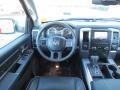 2012 Bright White Dodge Ram 1500 Laramie Limited Crew Cab 4x4  photo #26