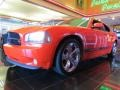 HEMI Orange Pearl 2008 Dodge Charger R/T Daytona