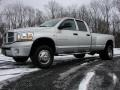 2006 Mineral Gray Metallic Dodge Ram 3500 SLT Quad Cab 4x4 Dually #76127575