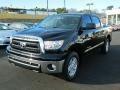 2013 Black Toyota Tundra CrewMax  photo #7