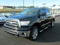 2013 Black Toyota Tundra CrewMax  photo #7