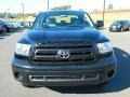 2013 Black Toyota Tundra Double Cab  photo #8