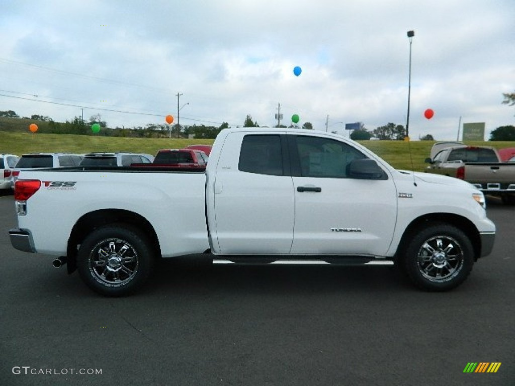 super white 2013 toyota tundra tss double cab exterior photo 76145664. Black Bedroom Furniture Sets. Home Design Ideas
