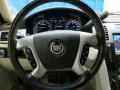 Light Cashmere Steering Wheel Photo for 2008 Cadillac Escalade #76146454