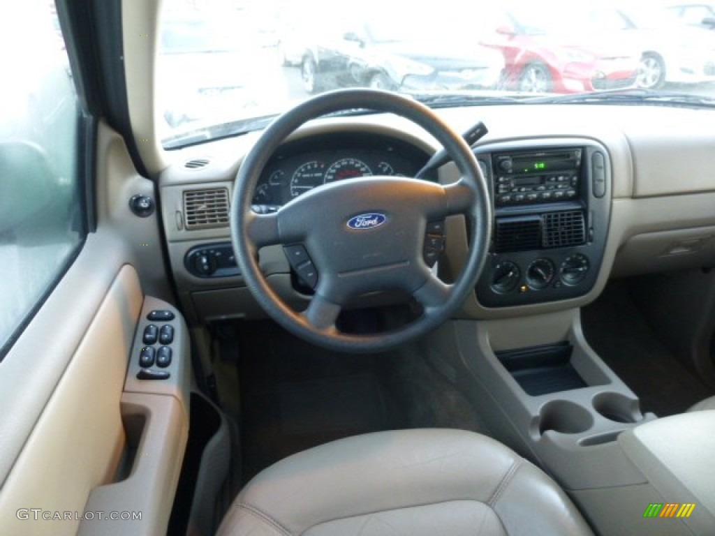 2002 Ford Explorer Xlt 4x4 Dashboard Photos Gtcarlot Com