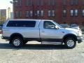Silver Metallic - F150 XLT Regular Cab 4x4 Photo No. 6