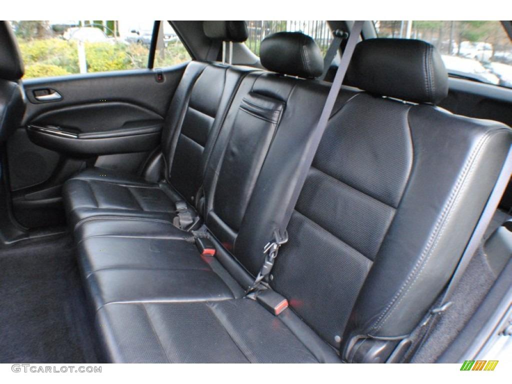 2006 acura mdx standard mdx model rear seat photo 76150965. Black Bedroom Furniture Sets. Home Design Ideas