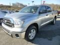 2011 Silver Sky Metallic Toyota Tundra SR5 CrewMax 4x4  photo #3