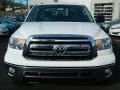 2013 Super White Toyota Tundra SR5 CrewMax 4x4  photo #8