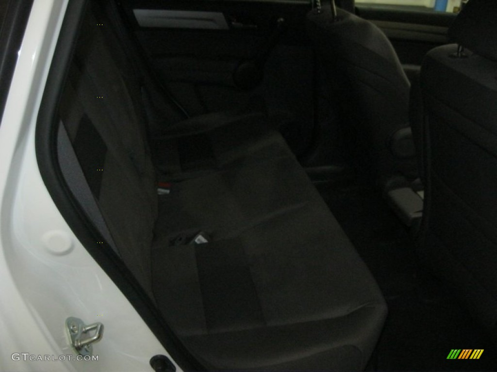 2011 CR-V EX - Taffeta White / Gray photo #32
