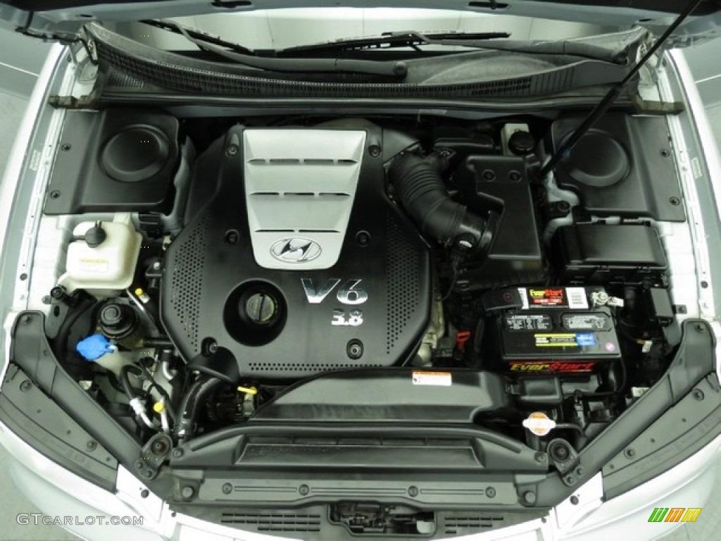2008 Hyundai Azera Limited Engine Photos Gtcarlot Com