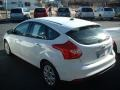 2012 Oxford White Ford Focus SE 5-Door  photo #5