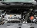 2010 Opal Sage Metallic Honda CR-V EX AWD  photo #6