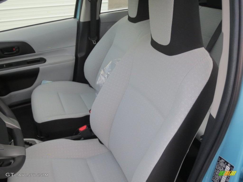2012 Toyota Prius C Hybrid One Interior Photos Gtcarlot Com