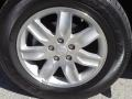 2011 Mitsubishi Endeavor LS Wheel and Tire Photo