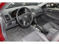 Gray Interior Photo for 2007 Honda Accord #76218480