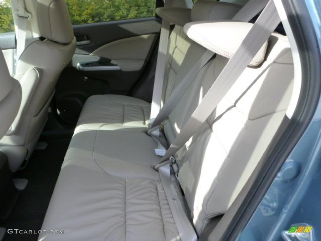 Beige interior 2013 honda cr v ex l awd photo 76226015 for Honda cr v 2013 interior