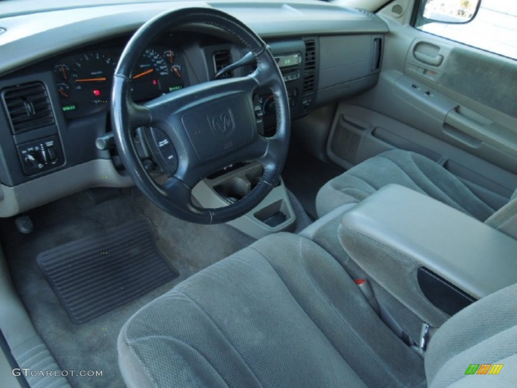 on 2005 Dodge Dakota Quad Cab 4x4