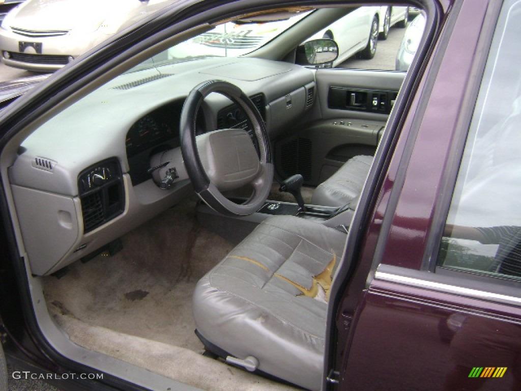 1996 Chevrolet Impala Ss Interior Photos