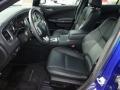 Black 2012 Dodge Charger Interiors