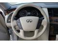 Wheat Steering Wheel Photo for 2013 Infiniti QX #76238384