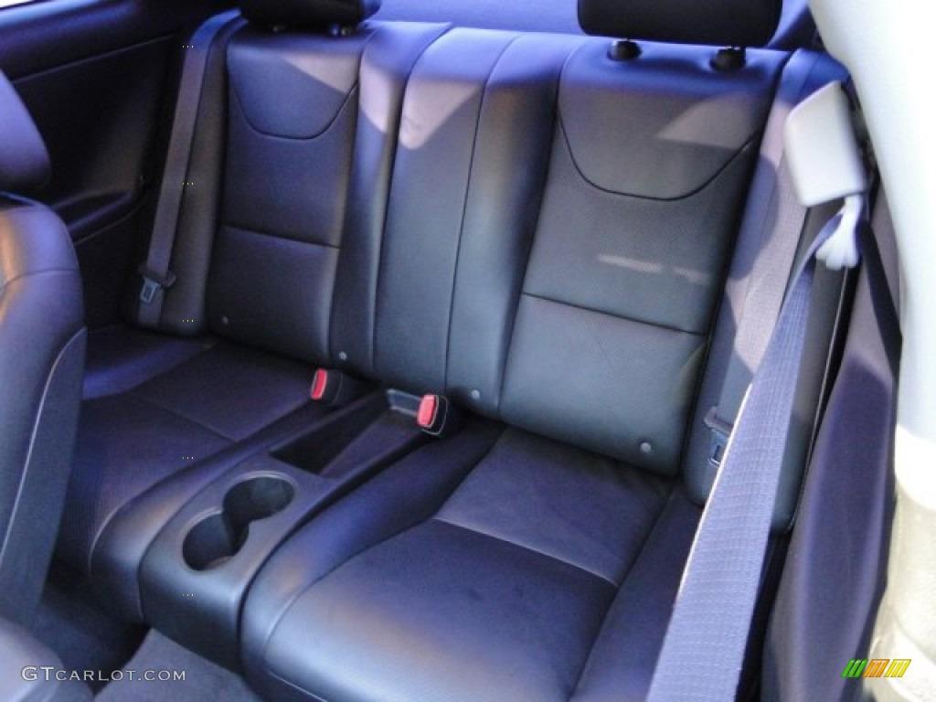 2006 Pontiac G6 Gt Coupe Rear Seat Photo 76238884