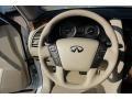 Wheat Steering Wheel Photo for 2013 Infiniti QX #76239272